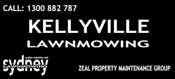 Best Lawn Mowing Service Sydney's North West and Kellyville.